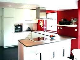 meuble de cuisine avec plan de travail pas cher meuble bar cuisine avec rangement plan travail en pas