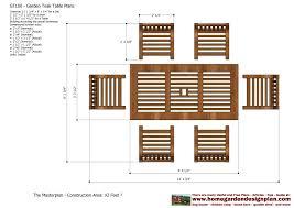 garden furniture design plans stunning brazilian cherry wood