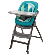 Evenflo - Quatore 4-In-1 High Chair - Lake