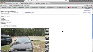 Cars Trucks For Sale By Owner Craigslist — Kopermimarlik