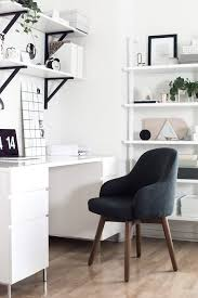 s black white workspace front