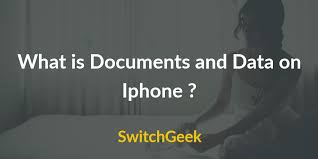 What is Documents and Data on Iphone Delete Clear 2017 Methods