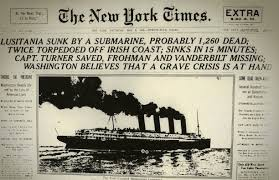 Lusitania Sinks In Real Time by 100 Where Did The Sinking Of Lusitania Happen Medallic