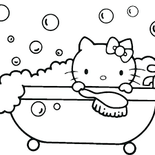 18awesome Hello Kitty Coloring Books Clip arts & coloring pages