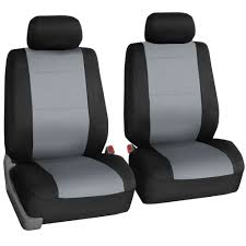 100 Neoprene Truck Seat Covers FH Group For Sedan SUV Van Two Front