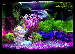 Spongebob Fish Tank Ornaments by Try Out Fish Tank Decorations Room Furniture Ideas