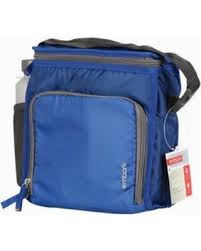 Embark Blue Soft Lunch Box Water Bottle Insulated Bag Lunchbox