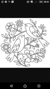 Bird Patterns Colouring Sheets Coloring Books Quilt Blocks Apply Embroidery Drawings Festa Infantil Buy