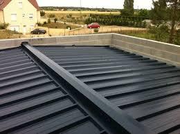 bac a avec toit plutôt feutre bitumé bac acier ou tuile pour votre ossature bois