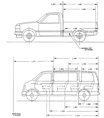 Silverado Bed Sizes by Motor Vehicle Dimensions