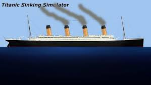 sinking ship simulator titanic 2 sinking ship simulator the rms titanic 100 images r m s