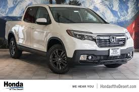 100 New Honda Truck 2019 Ridgeline Sport Crew Cab Pickup In Cathedral City