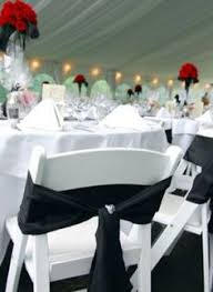 Black And White Table Cloths Decor Or Flowers With Red Stunning Sunken Roses In Vases Ribbon The List Is