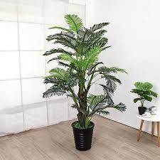 großhandel künstliche pflanzen 70 160 cm perle sonnenblumenbaum große grünpflanzen wohnzimmer boden möbel indoor faux shuishu 25 94 auf
