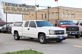 Used 2007 Chevrolet Silverado 1500 For Sale In Brampton, Ontario ...