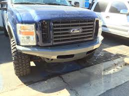 100 Super Duty Truck Mercenary Off Road Ford 20112015 F250 F350 Front Winch