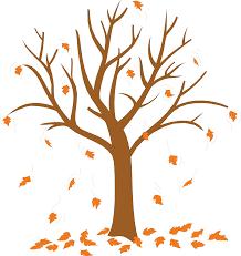 Autumn Tree Clip Art 82
