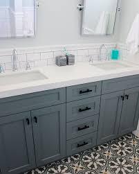 Tiles For Backsplash In Bathroom by Best 25 Vanity Backsplash Ideas On Pinterest Bathroom Hand