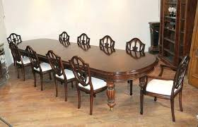 Victorian Dining Set Table And Chairs Room Federal