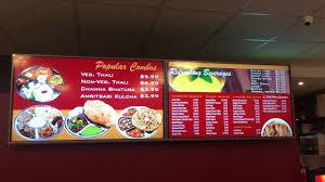 cuisine tv menut tv menu display