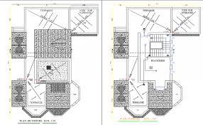Mosaic Flooring Layout Plan Details