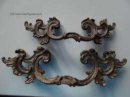 robinson s antique hardware french provincial style drawer pulls