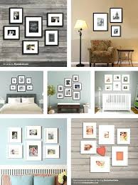 Picture Wall Ideas Gallery Bringing Together Life Photography Family And Art