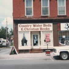 Water Beds And Stuff by The Shack Thinking Out Loud