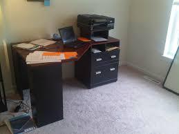 Small Corner Desk Target by Nice Solid Wood Corner Desk Designs Bedroom Ideas