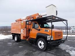 100 Bucket Trucks For Sale In Pa 2005 Gmc C7500 Bucket Boom Truck For Sale