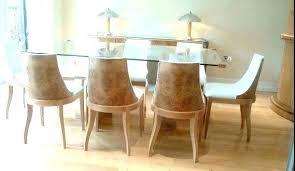 Dining Table Art Deco Room Set
