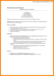 Resume Examples For Banking Jobs How Make Cv Bank Job Stunning Your Madrat Of Impression More
