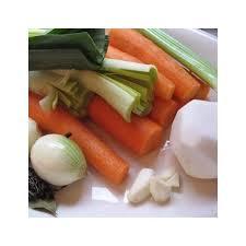 légumes pour cuisiner un pot au feu 4 à 6 portions le panier