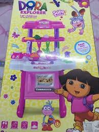 Dora The Explorer Kitchen Set by Sar 80 Dora The Explorer Kitchen Set Jubail Toys U0026 Games