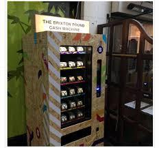 Starbucks Coffee Vending Machines New The Brixton Pound Money That Sticks To BGBP