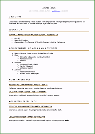 High School Resume Template Free Download Student For ... Acvities Resume Template High School For College Resume Mplate For College Applications Yuparmagdalene Excellent Student Summer Job With Work Seniors Fresh 16 Application Academic Free Seraffinocom Word Best Sample Scholarships Templates How To Write A Pdf Blbackpubcom 48 Of