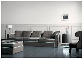 navone canape contemporary sofa fabric by navone 4 seater