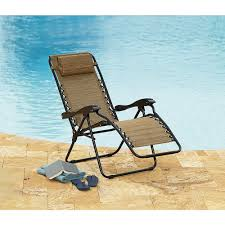 Jaclyn Smith Channeled Cushion Folding Chair - Outdoor ...