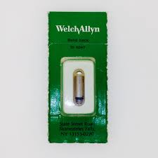 welch allyn welch allyn 2 5v laryngoscope handle bulb 06000