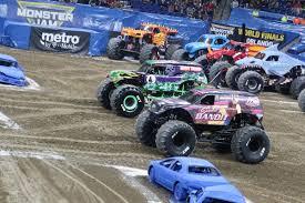 100 Monster Trucks Indianapolis Jam 2019 Nuvonet