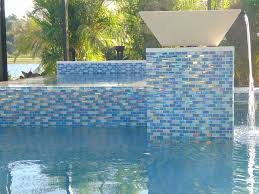 Waterline Pool Tile Designs by 1x2 Fst Light Blue Luvtile Pool Tile