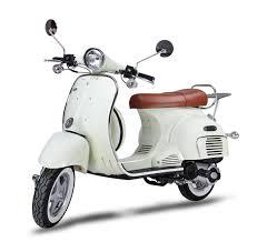 St Marlo 50cc And 150cc Retro Scooter Vespa Look A Like