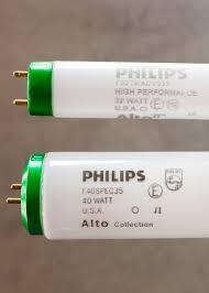 t12 light bulbs iron