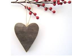 Rustic Heart Amazon Com 100pcs Wooden Love Wedding Table Scatter