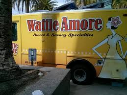 100 Waffle Truck Amore Food Julies Dining Club