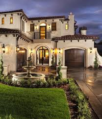 Inspiring Hacienda House Plans Photo by Best 25 Exterior Ideas On Style Homes