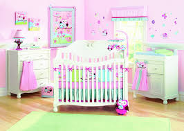 Owl Crib Bedding For Girls Infant HOUSE PHOTOS Cute Unique Owl