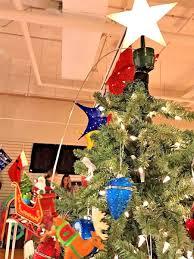 Qvc Christmas Tree Topper by Mr Christmas Santa Tree Topper Home Design Inspirations