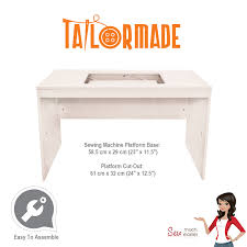 Koala Sewing Machine Cabinets by Elements By Tailormade Sewing Machine Table Tailor Made