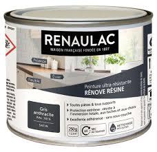 rénove résine 0 25 l gris anthracite 0 25 l gris anthracite